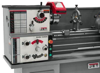 Southern Tool: Jet 321357A GHB-1340A, Gear Head Bench Lathe