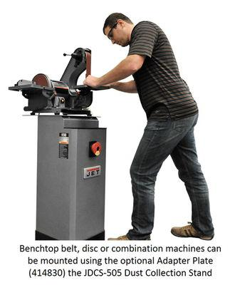 Southern Tool Jet 414800 Jdcs 505 Metal Dust Collector