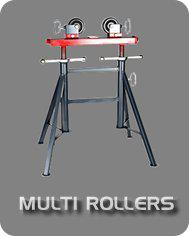 B and B Steel Multi Roller Jacks