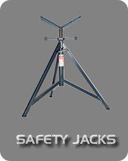 B and B Steel Safety jacks